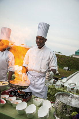Rocky-Top-catering-flambe