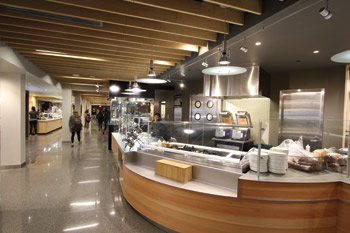 University of Michigan East Quad Deli
