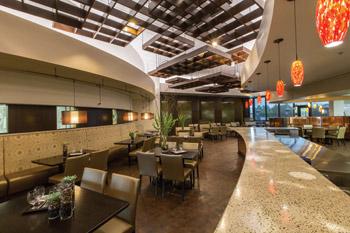 High Quality Francis Tuttle Restaurant Interior
