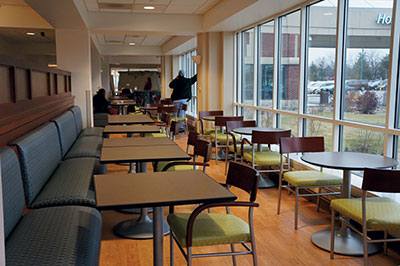 Aurora medical center dining-Room