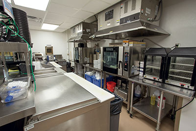 Kitchen And Caf Renovations At The Ohio State University Wexner Medical Center In Columbus