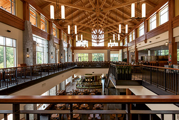 Bolton Dining Commons Enhances Campus Life At The