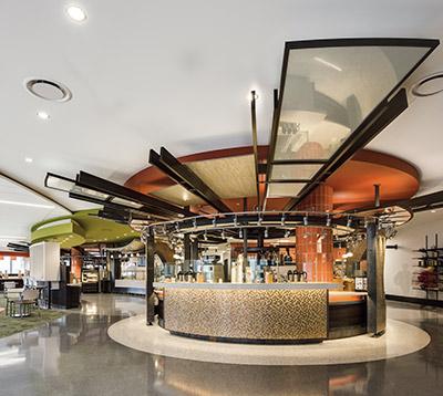 Simple Contemporary Australian Dining  Mode Kitchen amp Bar