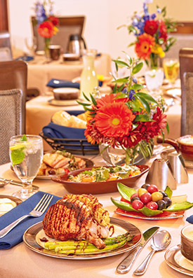 Grace-Center tabletop-with-centerpiece