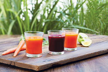CPK Fresh Pressed Juices