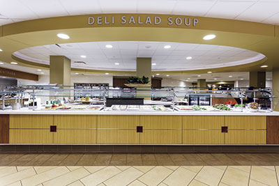 Palos-Community-Hospital Deli salad bar