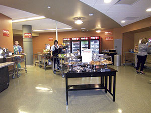 Palos-Community-Hospital Temporary foodservice-space