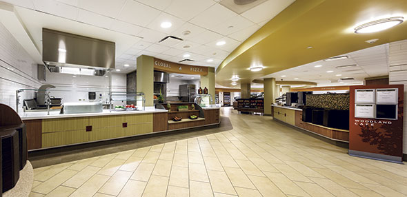 Palos-Community hospital Woodland Cafe