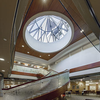 Palos-Community hospital atrium