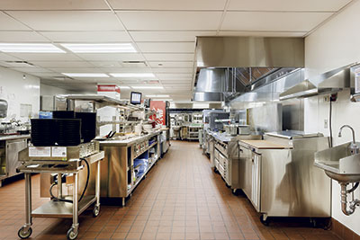 Palos Community Hospital Kitchen