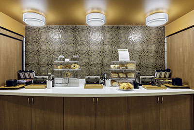 Palos Community hospital coffee bar
