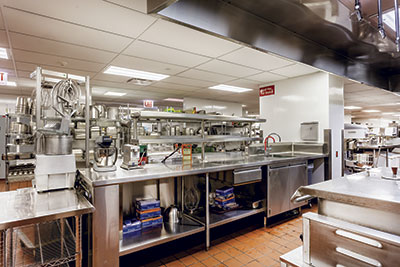 Facility Design Project Of The Month Woodland Caf 233 And
