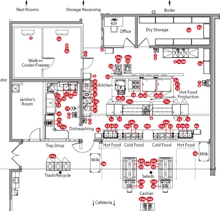Lucy Laney floorplan