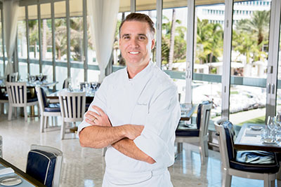 Fontainbleau Thomas-Connell Executive-Chef-and-Vice-President-of-Culinary-FBMB
