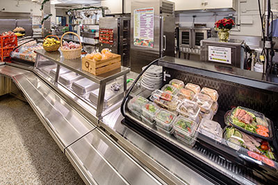 Serving Lines With Restaurant Feel Fight Stigma Of School Food - Cafeteria steam table