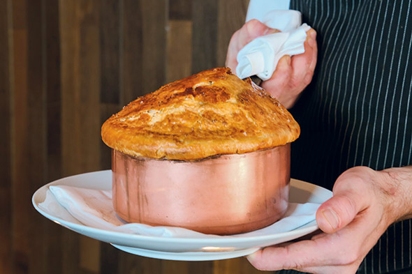Lobster Pot Pie StripSteak Photo Credit Kevin McCullough copy