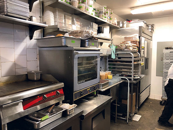 Esthers kitchen