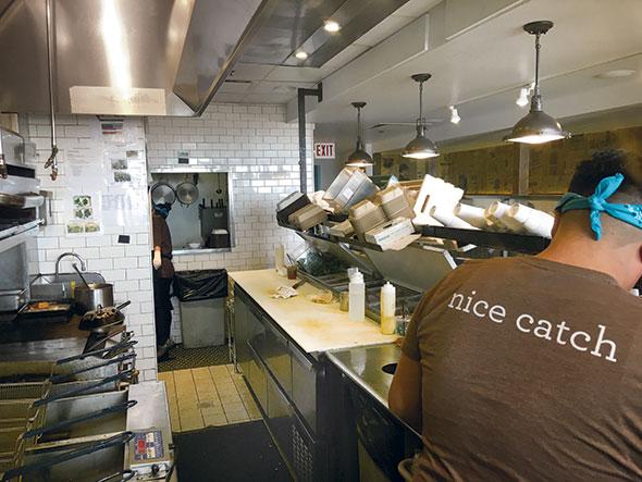 brownbag kitchen