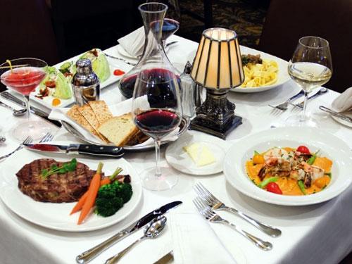 Chop Restaurant Geneva Ohio