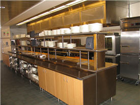 display kitchen in Centro