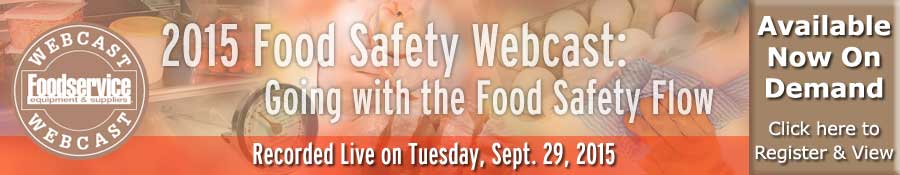 foodsafety2015 archive header