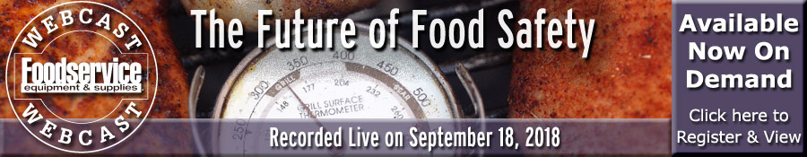 foodSafety 2018 archive header