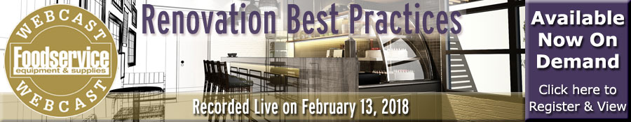 Renovation Webcast - Watch On-Demand