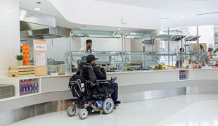 Rebuilding Patient and Retail Foodservice at Shirley Ryan AbilityLab in Chicago