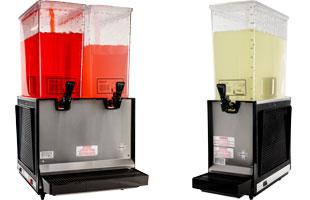 Starline Double-Bowl Bubbler Beverage Dispenser