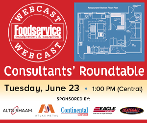 Consultants' Roundtable Webcast. Tuesday, June 23, 1PM Central.