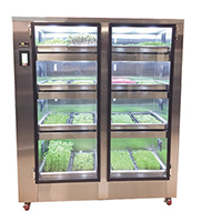 GardenChef Herb and Micro Green Growing Cabinet