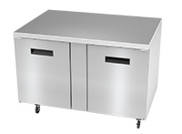 Self-Contained Worktop Freezer