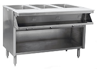Spec-Master Sealed Well Hot Food Tables