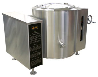 Self-Contained Steam Kettles