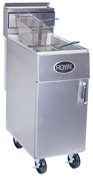 Energy Efficient Deep Fat Fryer