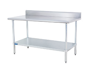 Sapphire Manufacturing Stainless Steel Worktable SMTB 3060G