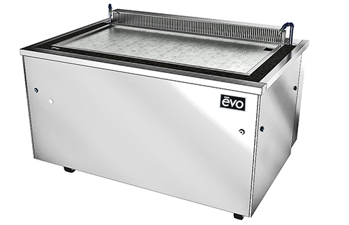 Middleby Ventless Evo Event griddle