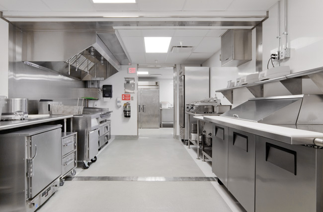 Modular kitchens offer state-of-the art equipment, functionality, and design.