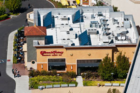 Cheesecake-Factory-solar-installation