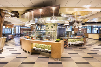 Durrell Dining Center And Durrell Express At Colorado State University In Fort Collins Colo Foodservice Equipment Supplies