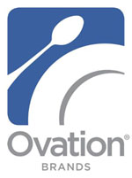 Ovation Brands logo