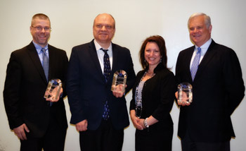 NSF Presents Food Safety Leadership Awards