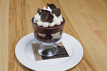 Yardbird Red-Velvet-Triffle