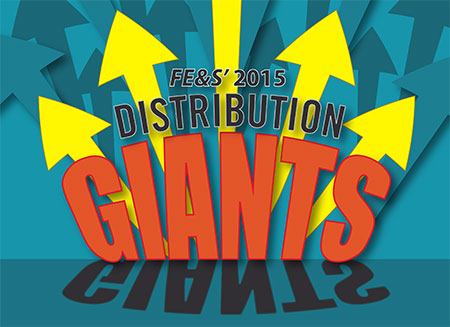 2015 Distribution Giants
