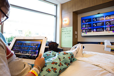 Technology at UCSF Medical Center at Mission Bay in San