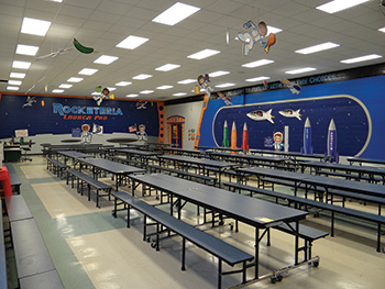 Nourishing Kids With Refurbished And New Cafeterias And Kitchens At Houston  County Schools In Perry, Ga.