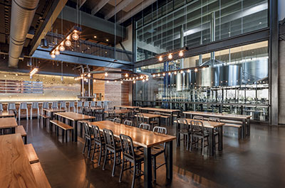 2016 Facility Design Project Of The Year Surly Brewery