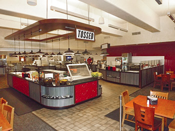 1899 Dining Hall At Azusa Pacific University In Azusa Calif Foodservice Equipment Supplies