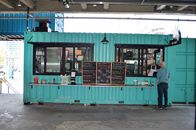 Thinking Outside The Box Shipping Containers