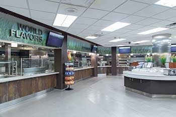 Brooke Army Medical Center Transforms And Modernizes Foodservice Foodservice Equipment Supplies